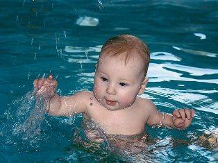 раннее плавание обучение