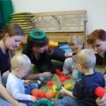 Развивающие детские занятия