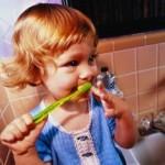 Гигиенические навыки малыша