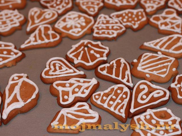 эстонское имбирное печенье рецепт