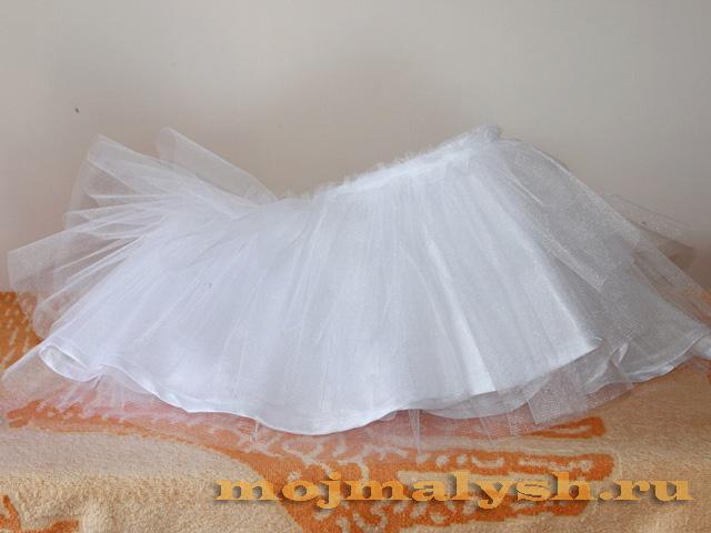 Пошить платье снежинки своими руками