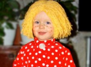 детский новогодний костюм домовенок Кузя