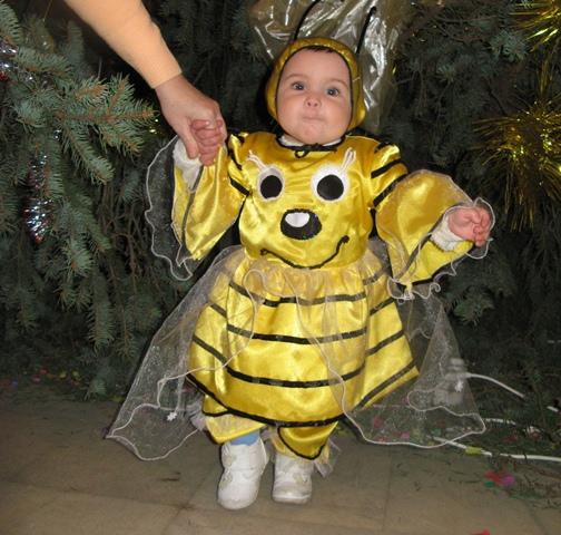 Крылышки для пчёлки своими руками