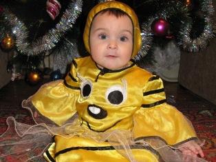 костюм пчелки мастер-класс