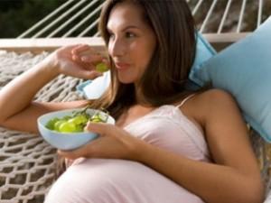 питание в третьем триместре беременности