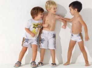 детская одежда на лето