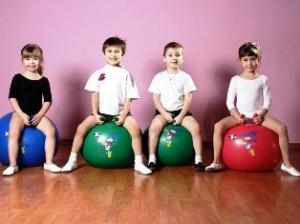 секция для ребенка