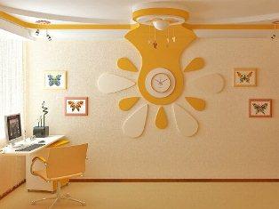 часы для детской комнаты