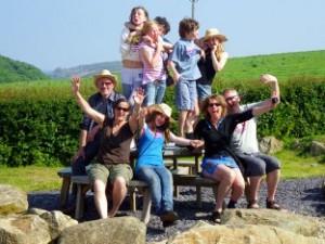 Семейный отдых: групповые поездки